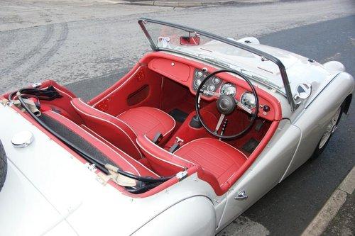 1958 Triumph TR3A  SOLD (picture 4 of 6)