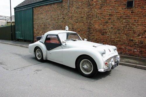 1958 Triumph TR3A  SOLD (picture 6 of 6)