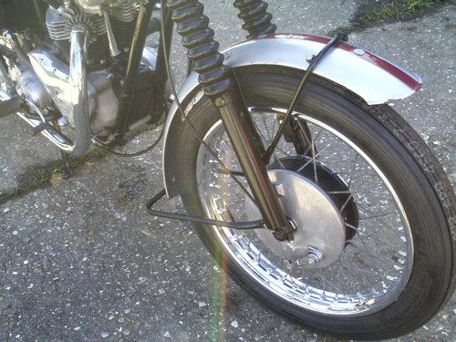 1961 TRIUMPH TR6R SOLD (picture 2 of 6)