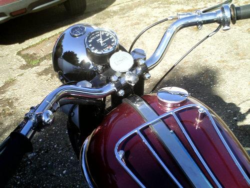 1961 TRIUMPH TR6R SOLD (picture 5 of 6)