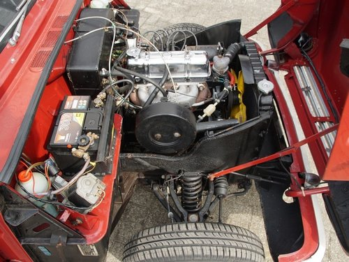 1970 Triumph Herald 13/30 Convertible For Sale (picture 4 of 6)
