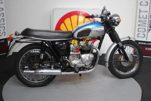 1969 Triumph Tiger 90 350cc  For Sale (picture 1 of 6)