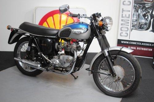 1969 Triumph Tiger 90 350cc  For Sale (picture 2 of 6)