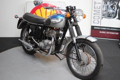 1969 Triumph Tiger 90 350cc  For Sale (picture 3 of 6)