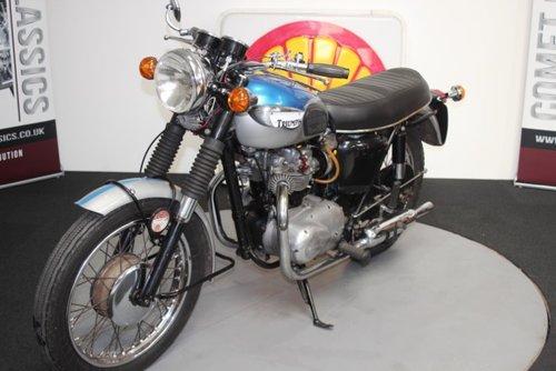 1969 Triumph Tiger 90 350cc  For Sale (picture 4 of 6)