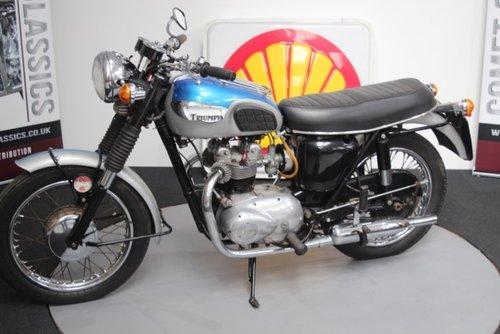 1969 Triumph Tiger 90 350cc  For Sale (picture 5 of 6)