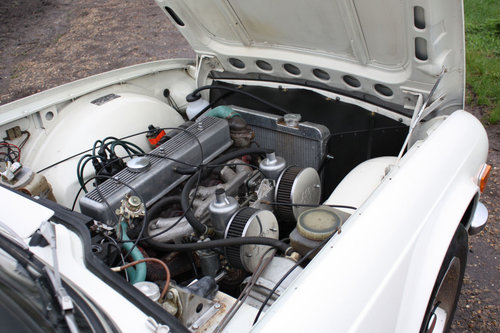 TR6 1972 150BHP CAR WITH OVERDRIVE SOLD (picture 4 of 6)