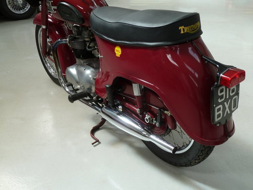 1961 Triumph 500 Speed Twin 5TA -  For Sale (picture 4 of 6)