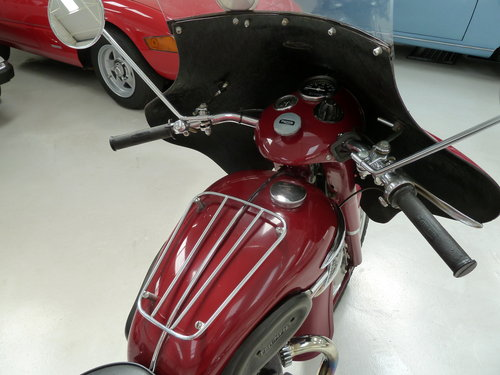 1961 Triumph 500 Speed Twin 5TA -  For Sale (picture 6 of 6)