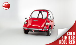 1962 Trojan 200 Bubblecar /// Freshly Restored /// 198cc SOLD