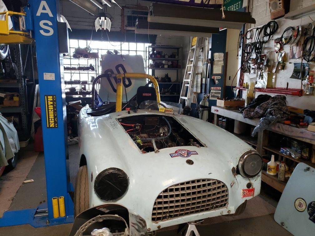 1959 Turner original Sebring car For Sale (picture 1 of 2)