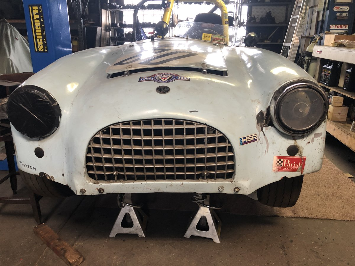 1958 Turner 950S Historic Race Car For Sale (picture 2 of 6)