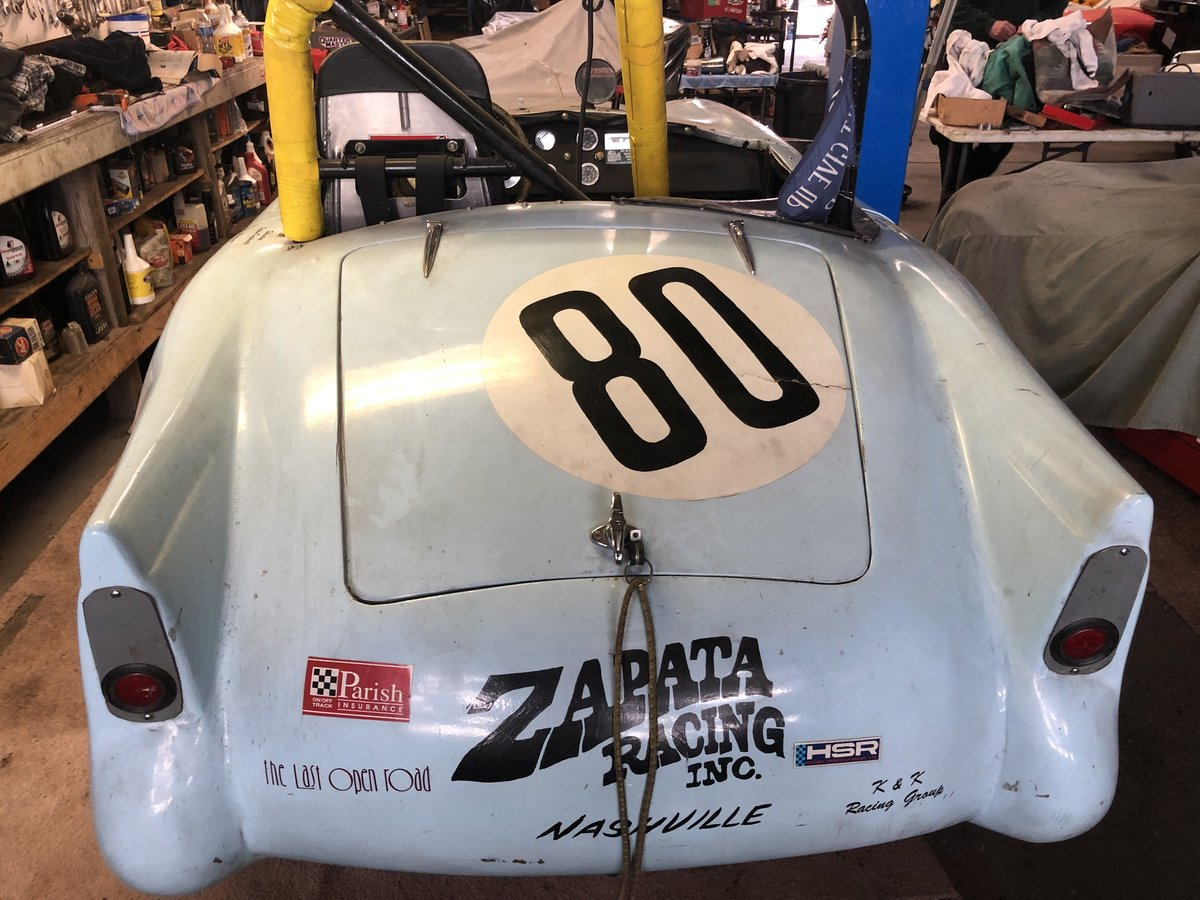 1958 Turner 950S Historic Race Car For Sale (picture 4 of 6)