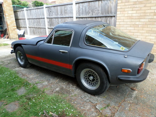 1978 TVR Taimar for Restoration SOLD   Car And Classic