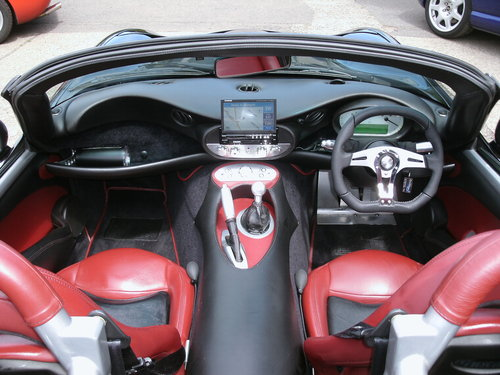 2006 Tuscan S Convertible 4.3 Engine Upgrade SOLD (picture 3 of 6)
