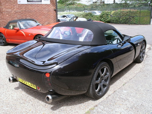 2006 Tuscan S Convertible 4.3 Engine Upgrade For Sale (picture 4 of 6)
