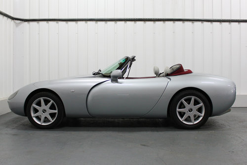 2001 TVR GRIFFITH 500 SE For Sale (picture 4 of 6)