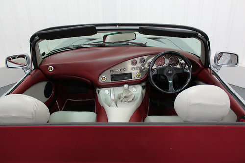 2001 TVR GRIFFITH 500 SE For Sale (picture 6 of 6)