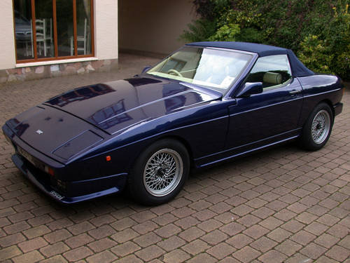 1984 TVR  TASMIN  WEDGES  WANTED Wanted (picture 3 of 3)