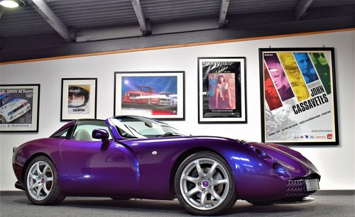 2002 TVR Tuscan S SOLD (picture 1 of 6)