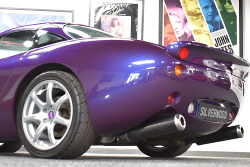 2002 TVR Tuscan S SOLD (picture 3 of 6)