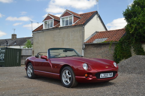 1994 TVR Chimaera 4.0 For Sale (picture 1 of 6)