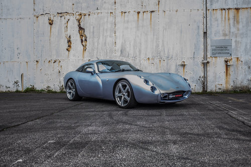 2000 TVR Tuscan with new paint, new interior, Nitrons and a fresh For Sale (picture 1 of 6)