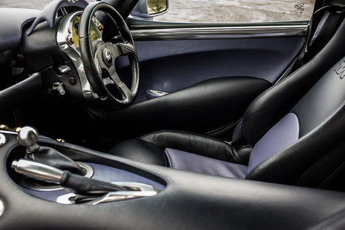 2000 TVR Tuscan with new paint, new interior, Nitrons and a fresh For Sale (picture 3 of 6)