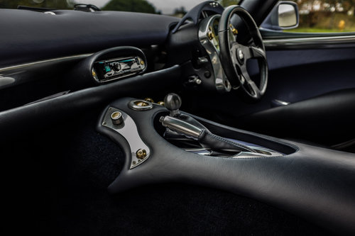 2000 TVR Tuscan with new paint, new interior, Nitrons and a fresh For Sale (picture 4 of 6)