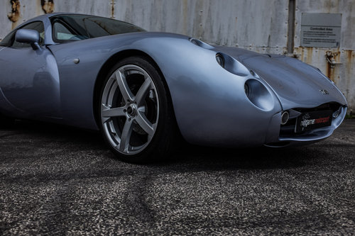 2000 TVR Tuscan with new paint, new interior, Nitrons and a fresh For Sale (picture 6 of 6)