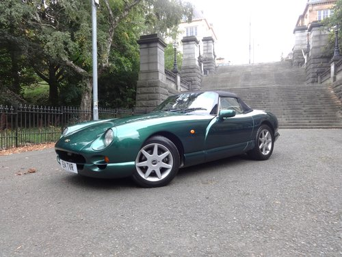 1997 P TVR Chimaera 4.0 400 Manual For Sale (picture 1 of 6)
