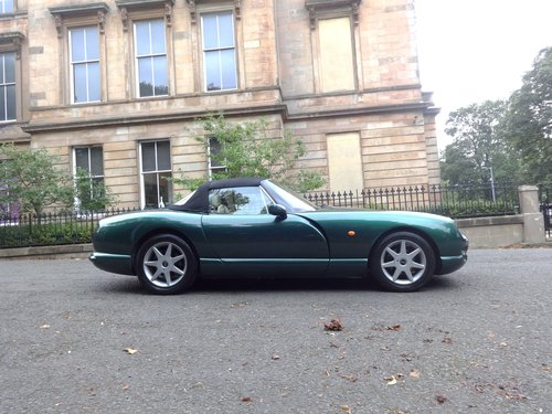 1997 P TVR Chimaera 4.0 400 Manual For Sale (picture 4 of 6)