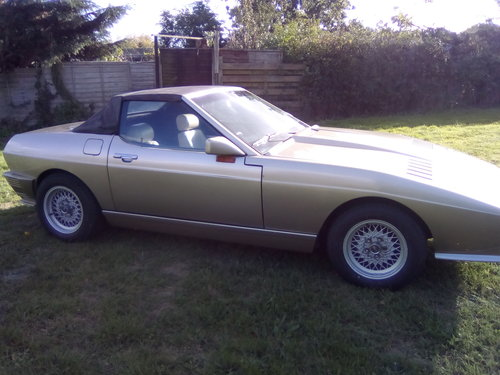 1986 TVR Tasmin 280i Auto rare Classic SOLD (picture 4 of 6)