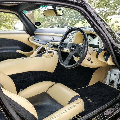2006 TVR T350C WITH ONLY 8,104 MILES & FSH (11 STAMPS) For Sale (picture 5 of 6)
