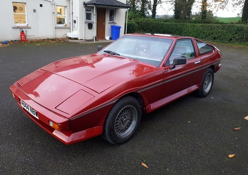 1984 TVR 350i FHC V8 SOLD (picture 1 of 6)