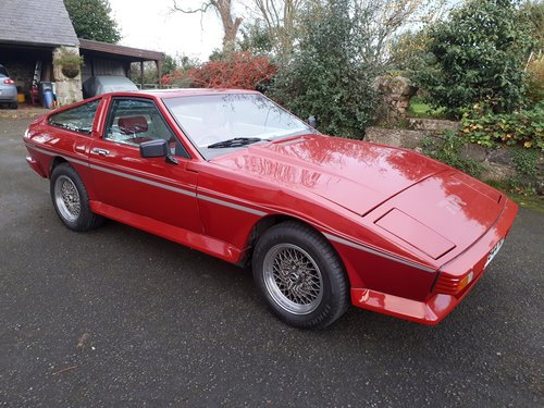 1984 TVR 350i FHC V8 SOLD (picture 2 of 6)