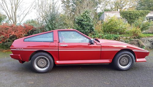 1984 TVR 350i FHC V8 SOLD (picture 4 of 6)