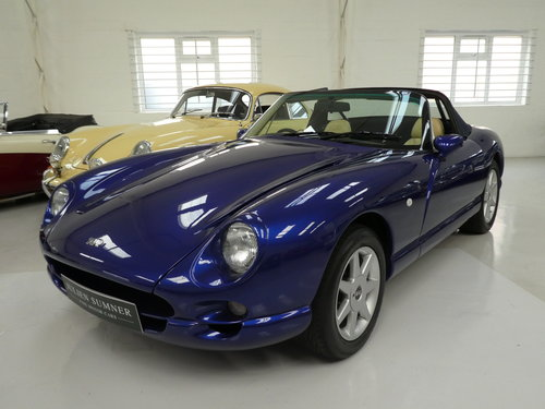 1999 TVR Chimaera 4.0 - Exceptional SOLD (picture 1 of 6)
