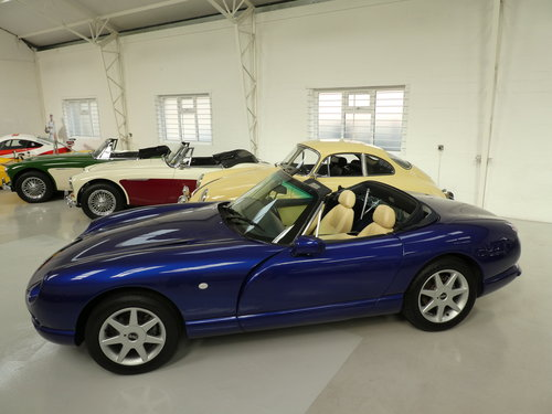 1999 TVR Chimaera 4.0 - Exceptional SOLD (picture 2 of 6)