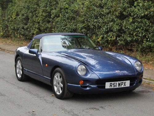 1968 TVR Chimaera 500 (1998) - 26k miles, FSH, upgrades SOLD (picture 1 of 6)