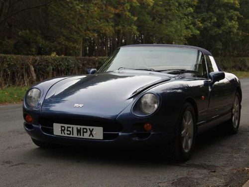 1968 TVR Chimaera 500 (1998) - 26k miles, FSH, upgrades SOLD (picture 2 of 6)