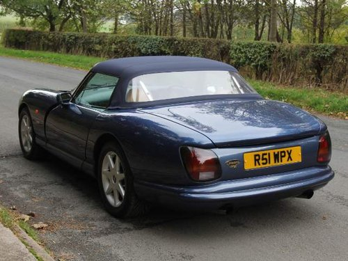 1968 TVR Chimaera 500 (1998) - 26k miles, FSH, upgrades SOLD (picture 3 of 6)