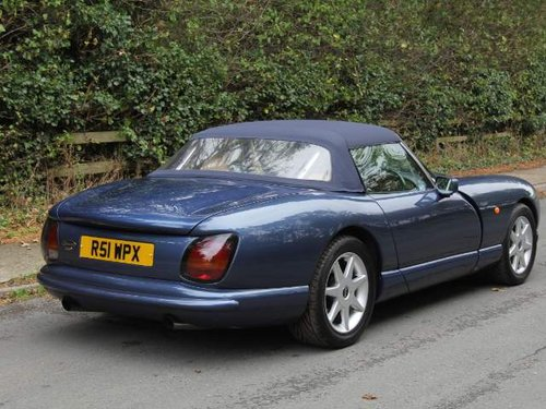 1968 TVR Chimaera 500 (1998) - 26k miles, FSH, upgrades SOLD (picture 4 of 6)