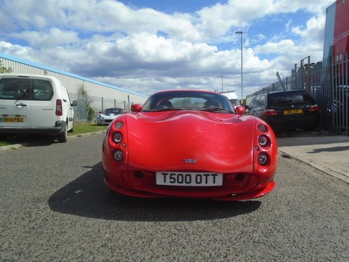 2001 TVR TUSCAN 4LTR SPEED 6 TVR POWER ENGINE REBUILD For Sale (picture 2 of 6)