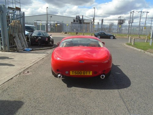 2001 TVR TUSCAN 4LTR SPEED 6 TVR POWER ENGINE REBUILD For Sale (picture 3 of 6)