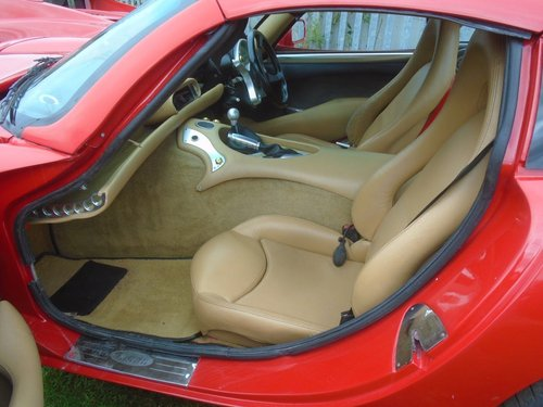 2001 TVR TUSCAN 4LTR SPEED 6 TVR POWER ENGINE REBUILD For Sale (picture 4 of 6)