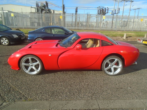 2001 TVR TUSCAN 4LTR SPEED 6 TVR POWER ENGINE REBUILD For Sale (picture 5 of 6)