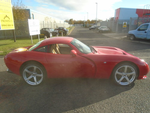 2001 TVR TUSCAN 4LTR SPEED 6 TVR POWER ENGINE REBUILD For Sale (picture 6 of 6)