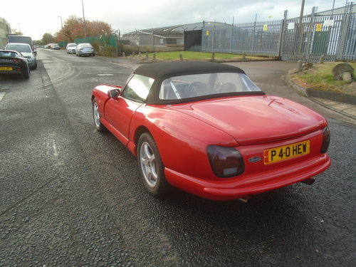 1998 TVR CHIMAERA 4LTR V8 SALVAGE EASY EASY FIX For Sale (picture 3 of 6)