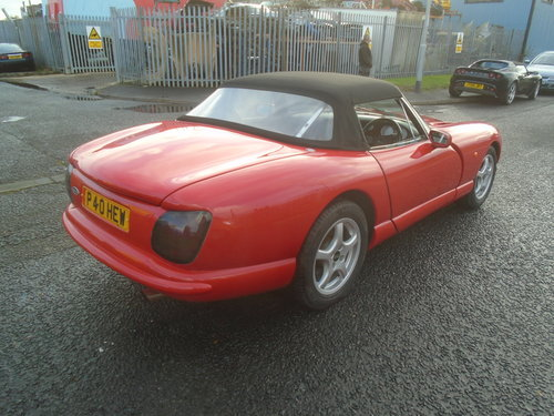 1998 TVR CHIMAERA 4LTR V8 SALVAGE EASY EASY FIX For Sale (picture 4 of 6)